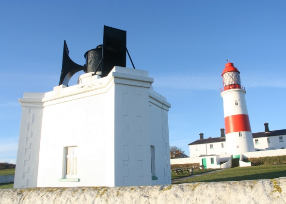 Souter Point Foghorn