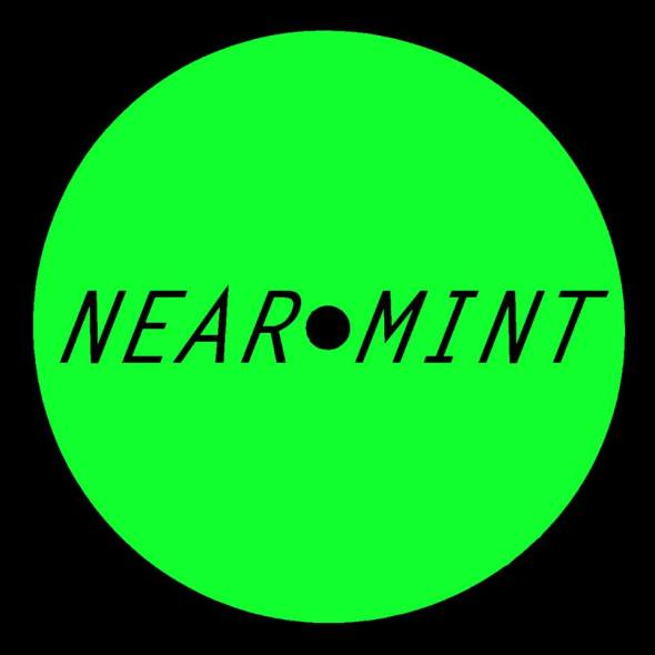 Near Mint Logo - 133