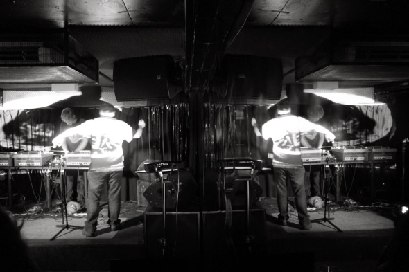 Howlround Mirror