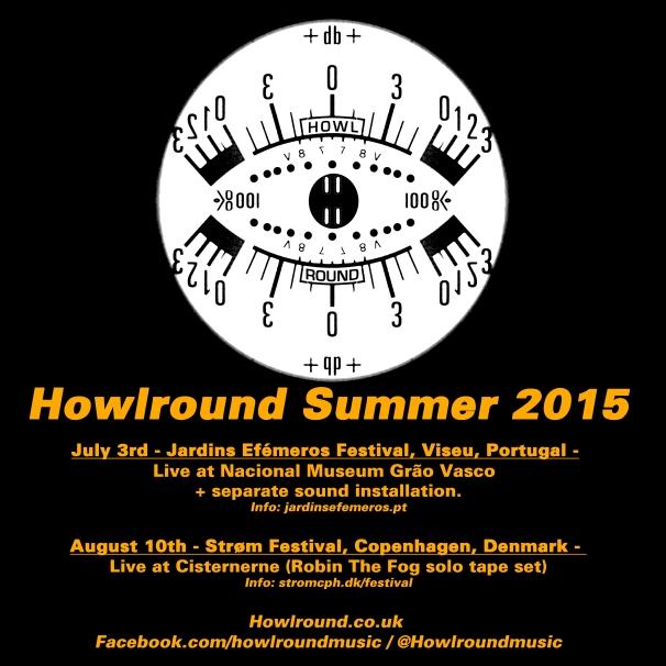 Howlround Live Poster Final Summer 2015