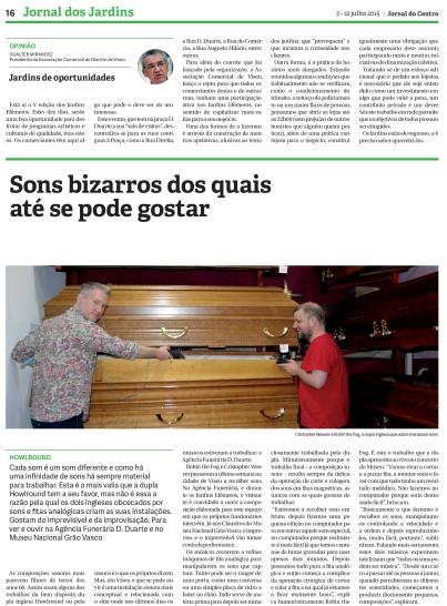 Jornal dos Jardins 2015