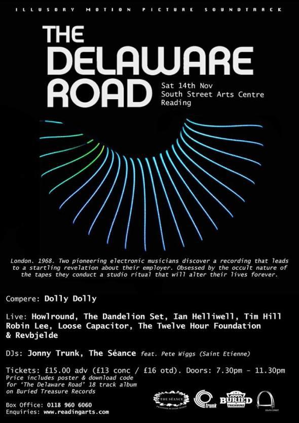 Delaware Road Poster