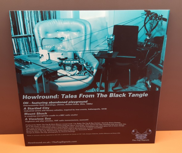 Howlround - Tales From The Black Tangle LP - REAR-LO-RES