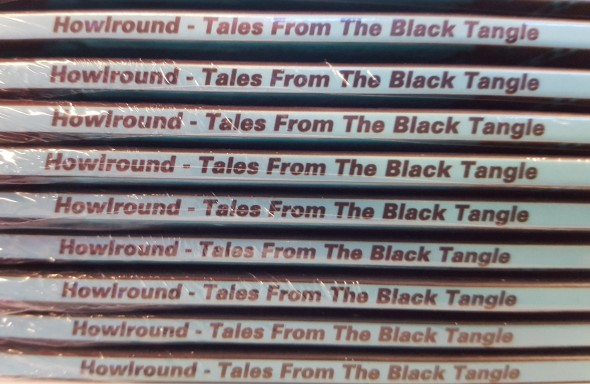 Howlround - Tales From The Black Tangle LP - SPINES-LO-RES