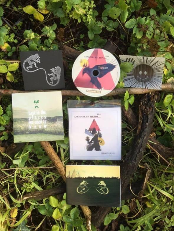 Assembled Minds CD Garden