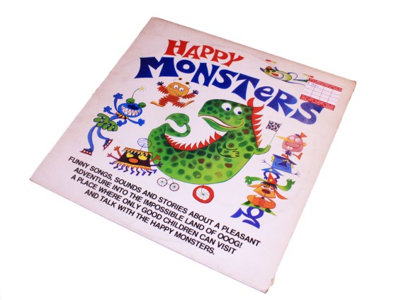 Happy Monsters – Clap Your Tentacles