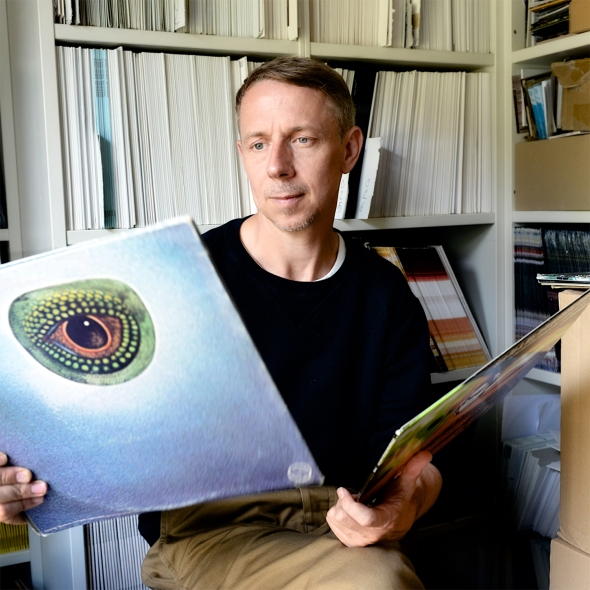 Taking stock: Gilles Peterson