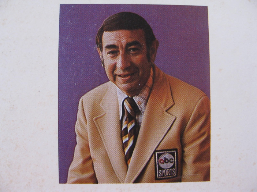 One bard mutha: Howard Cosell