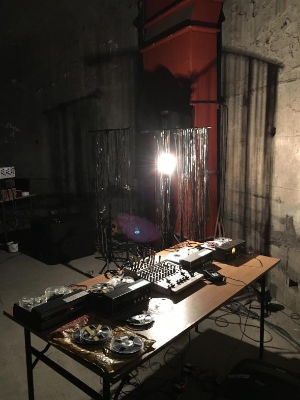howlround-brunel-setup
